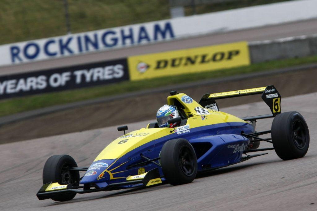 Harrison Scott (GBR) Falcon Motorsport Formula Ford 200