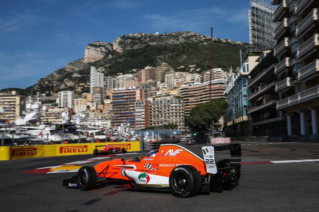 MONACO, 26-29 May 2016: Grand Prix de Monaco 2016. Harrison Scott #22 AVF. Portrait. © 2016 Sebastiaan Rozendaal / Dutch Photo Agency / LAT Photographic